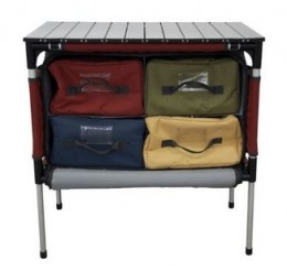 Review Of The Camp Chef Sherpa Table Amp Organizer Hubpages