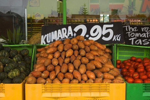 Kumara - Sweet Potato