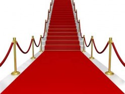 The Red Carpet Paved by Blood