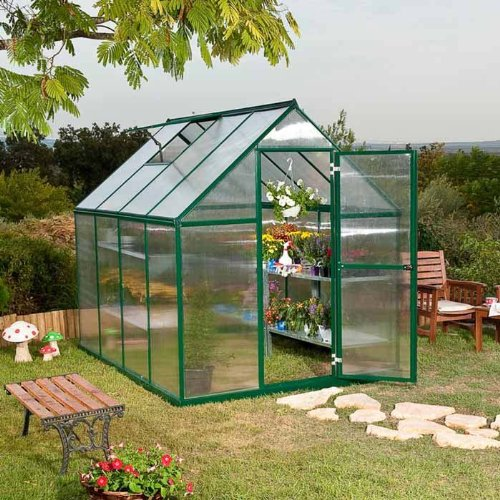 6 x 8 foot greenhouse kit