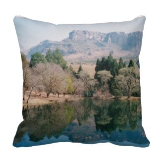 Pillow for your pet image Dragensberg