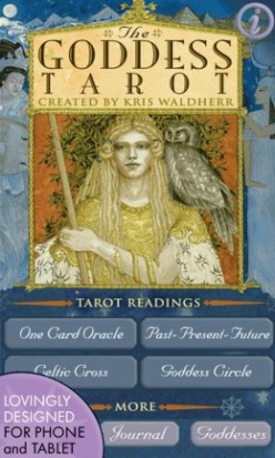 3 Tarot Cards Decks With Goddess Themes