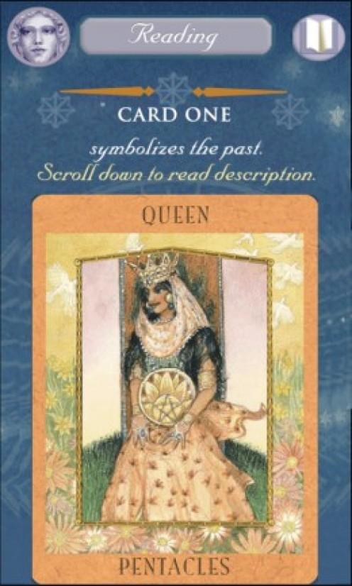Goddess Tarot Cards Deck by Kris Waldherr
