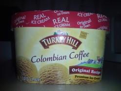 Turkey Hill Coffee Ice Cream
