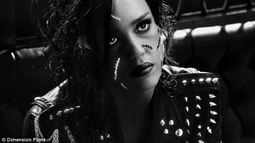 Jessica Alba returns to Sin City as Nancy Callahan, a now tormented exotic dancer who carries a grudge against those responsible for the demise of the honest & selfless detective John Hartigan (played by Bruce Willis).
