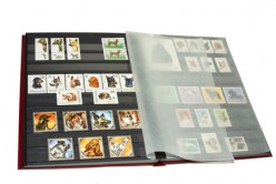 How to organize your postage stamp collection