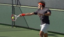 How to hit a Tennis Forehand
