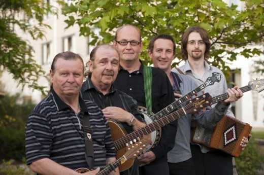 The Fureys from Clondalkin in Dublin.