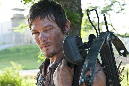 Norman Reedus as Darryl Dixon in The Walking Dead