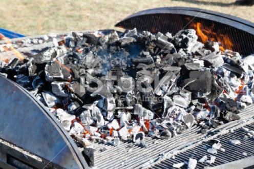 Coals not extinguished is a danger to everyone