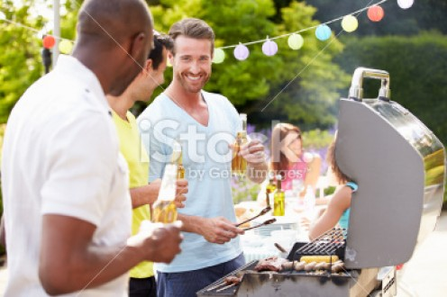 Watch the booze at your barbecue