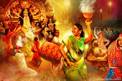 Durga,The  Goddess -A Unified Force Against Evils