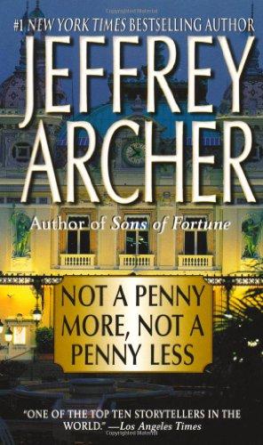 Not a Penny More, Not a Penny Less: Jeffrey Archer