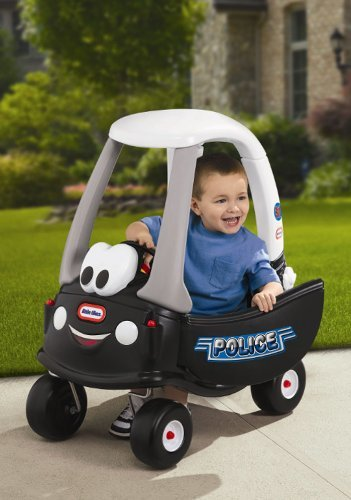 Little Tikes Tikes Patrol Cozy Coupe - 30th Anniversary