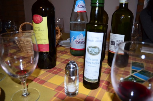 Wine tasting is a 'must include' in an Italian holiday