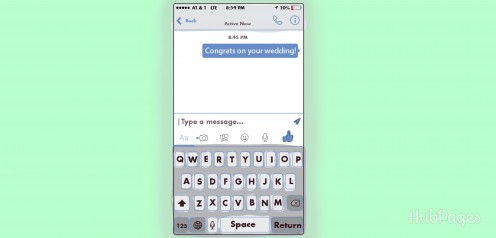 A Collection of Wedding Wishes SMS Messages