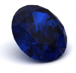 Sapphire - A Rainbow of Color!