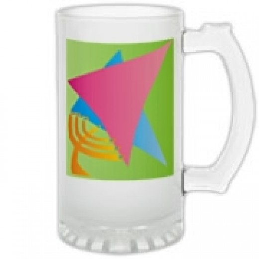 Frosted mug from Compugraph Designs on Printfection