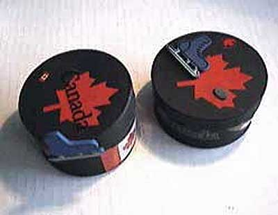 Hockey Puck Gift Boxes