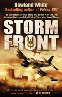 Book Review: Storm Front: The SAS's Greatest Battle In A Secret War