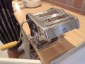 Making Pasta with a Pasta Machine Plus a Recipe