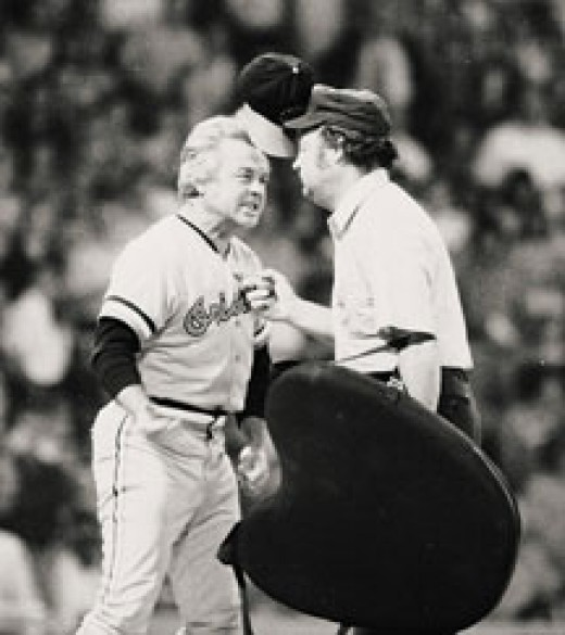 Earl Weaver Was Never Afraid To Share His Opinion