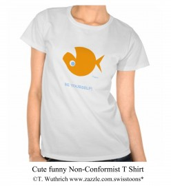 Cute Funny Tshirts with Cartoon Humor