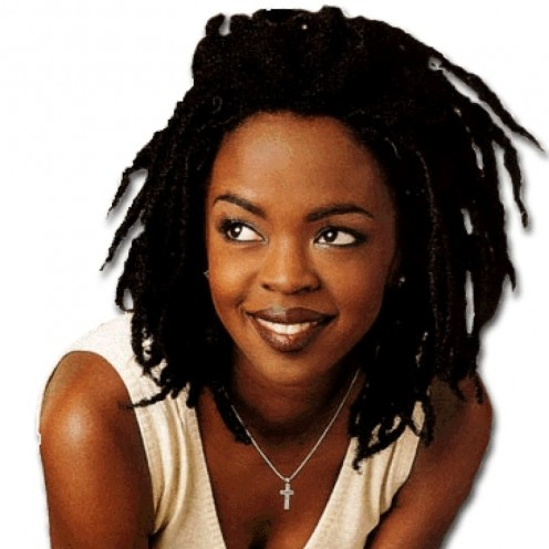 The great Lauryn Hill