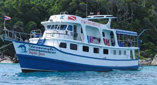 MV Similan Explorer - Liveaboard