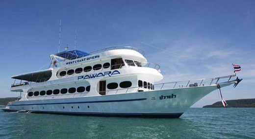 MV Pawara - Liveaboard