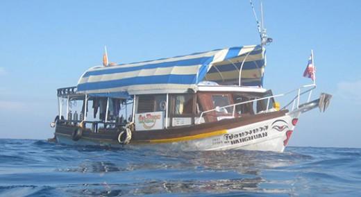 MV Nangnuan  - liveaboard