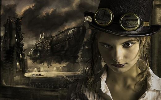LuftFlotte Steampunk