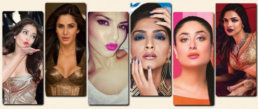 It is very tough to decide who's lips are hottest in Bollywood. Biscoot gets you some amazing lip shades worn by these super sexy divas for their appearances! Take a look on Biscoot Showtym.