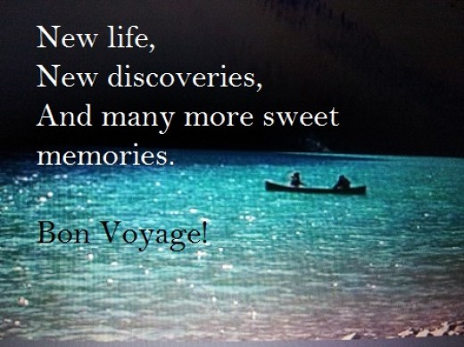 Bon Voyage Messages | Have a Safe Trip Wishes