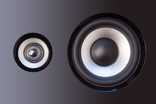 Bass speaker.  Low frequencies provide a full sound and it is impossible to achieve a full audio experience without the bass end being represented.  The best subs deliver a clear and deep audio that will enhance both music and movies.