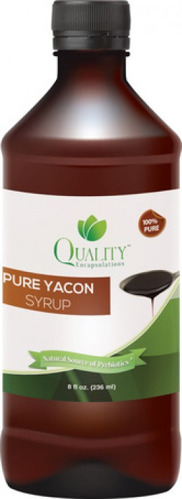 Yacon Syrup - The perfect weight loss solution.