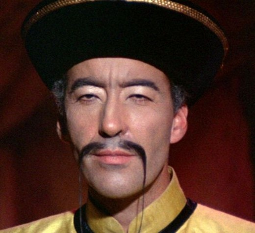The Fictitious Fu Manchu