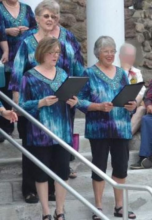 Acapella North Chorus, Canton, NY