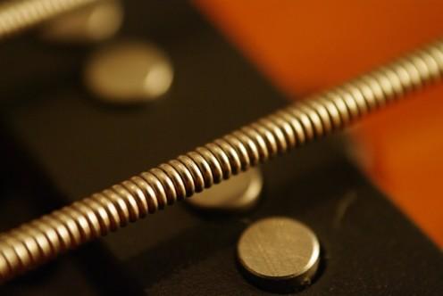 Bass Guitar String