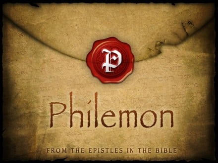 Podcast sermons on the book of Philemon