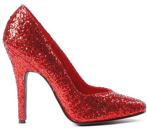 Ruby Ruby Pumps