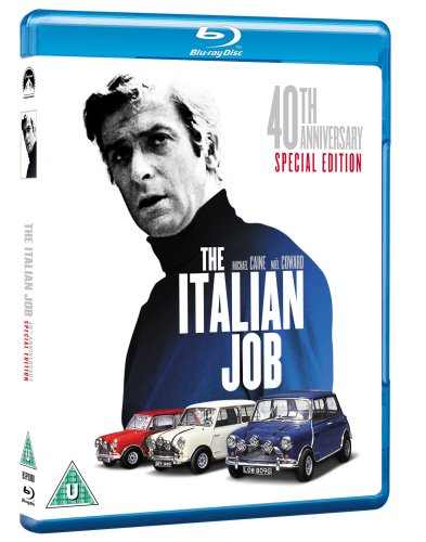 The Italian Job: The original version