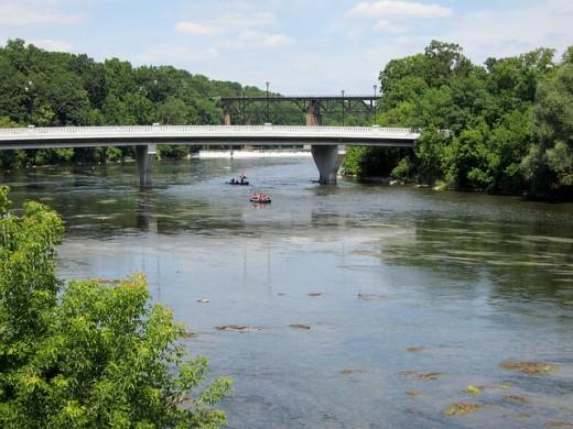 The River Grand!