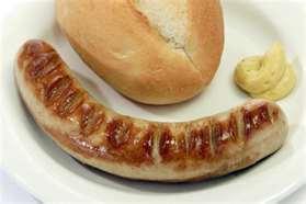 Lëtzebuerger Grillwurscht (Sausage Link)