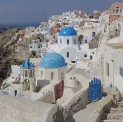 Greece: Greek Pottery, Feta Cheese, and Opa!
