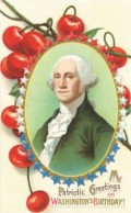 George Washington's Life As Seen In Vintage Postcards