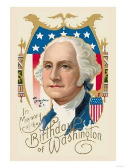 In Memory of the Birthday of Washington