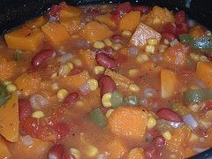 Corn Lover's Veg Stew