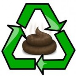 Going Green...With Poop