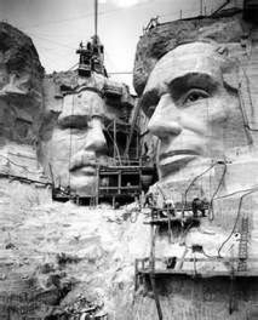 Mount Rushmore Image Credit: http://www.theexpressionist.com/